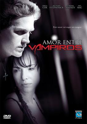 Filme Poster Amor Entre Vampiros DVDRip RMVB Dublado