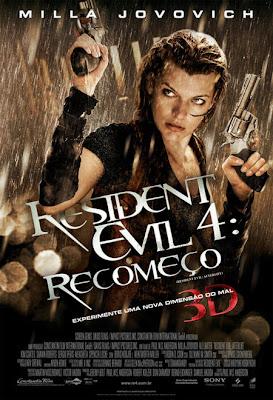 Resident Evil 4: Recomeço – Dublado (DVDRip) Download