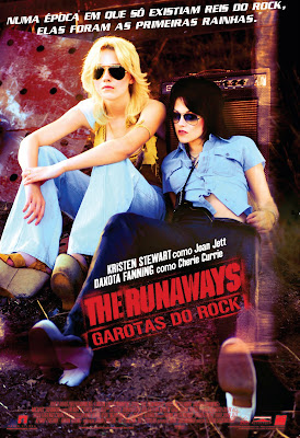 The Runaways: As Garotas do RockThe Runaways: Garotas do Rock