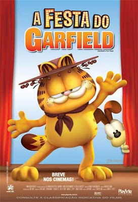 A Festa do Garfield