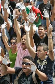 ESTUDIANTES 20 DE ENERO EN CHACAITO
