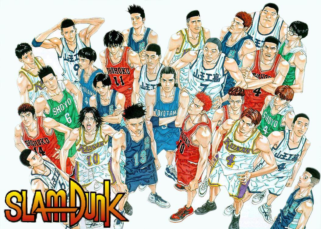 Slam Dunk: Kiminobu Kogure - Photo Set