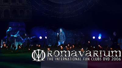 Dream Theater - Romavarium - DVD