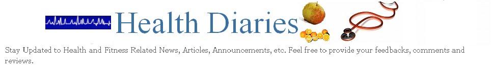 Health Diaries