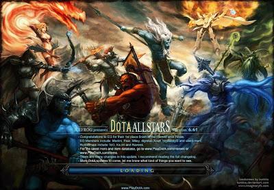 Dota-Allstars 6.61b