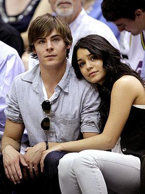 Zac Efron And Vanessa Hudgens Break Up 2010
