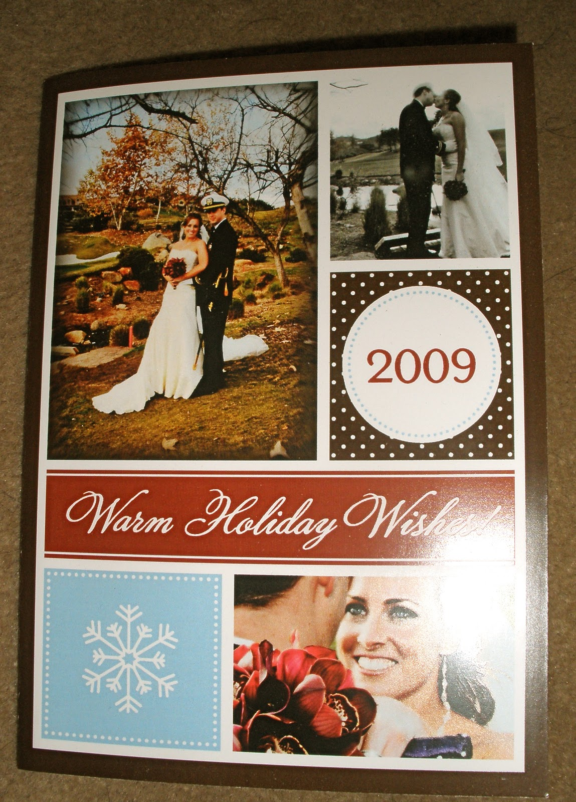 Take a Chance: It\'s nearly Christmas card time!