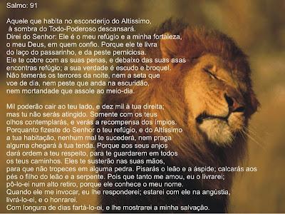 Salmo 91 Por Carla Damiani
