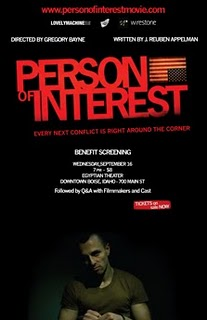 Person of Interest movie