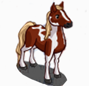 Share farmville unreleased paint horse share for Farmville horse