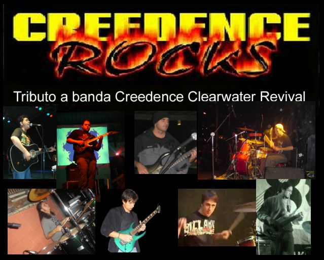 Creedence Rock's - Tributo