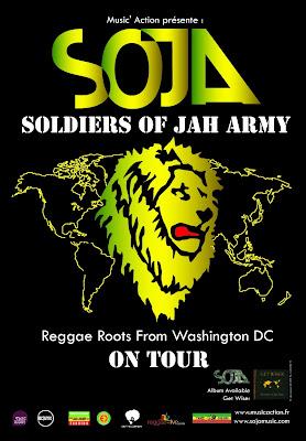 SOJA tour