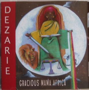 Dezarie gracious mama africa