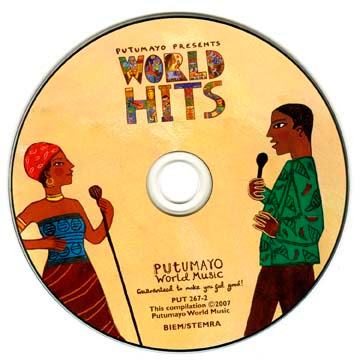 Putumayo world hits