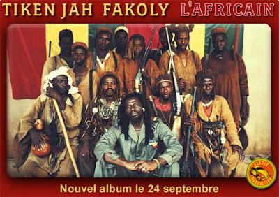 Tiken Jah Fakoly l'africain