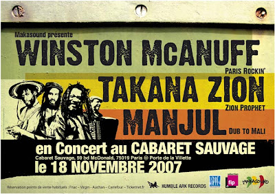 takana et manjul en concert paris
