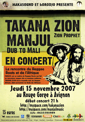 takana zion et manjul concert Avignon
