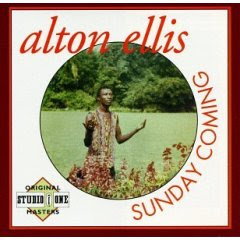 alton ellis sunday coming