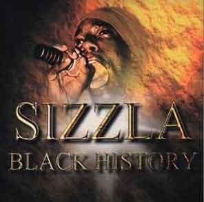 sizzla black history
