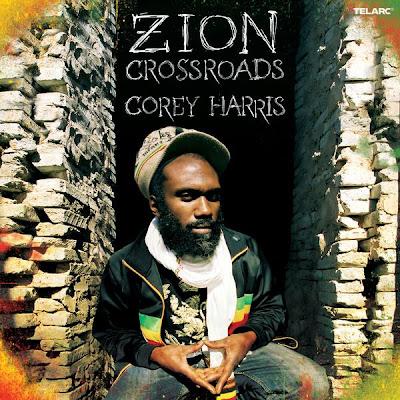 corey harris zion crossroads