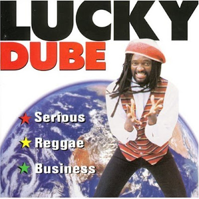 lucky dube serious reggae buziness