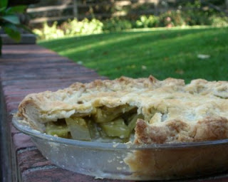 A 'what's on hand' pie from another time