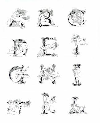 image The erotic alphabet of joseph apoux