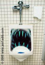 Urinal Shark