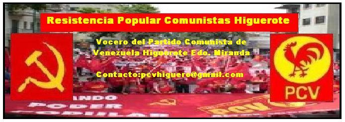 Resistencia Popular Comunistas Higuerote