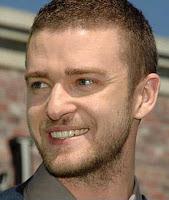 Justin Timberlake Hair style