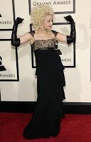 Cindy Lauper Grammy's '08