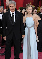 Harrison Ford and Calista Flockhart Oscar's 08
