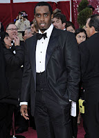 Sean P. Diddy Combs oscar's '08