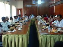 Lawatan Setiausaha Kerajaan Negeri Ke Daerah Tungku