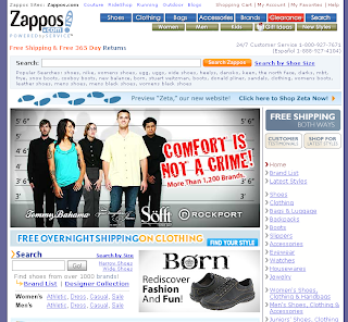 zappos more adwords
