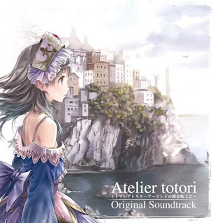 Atelier Totori Alchemist of Arland 2 Original Soundtrack