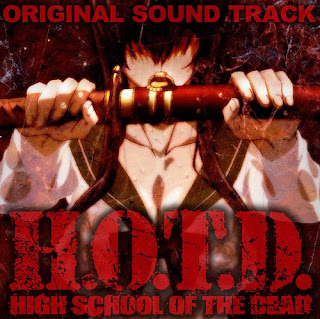 Highschool of the Dead Original Soundtrack