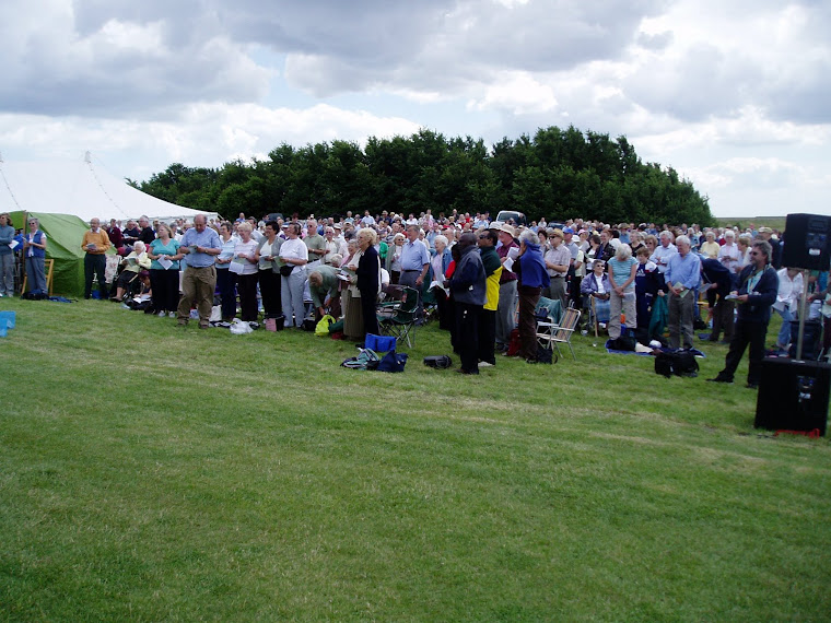 Bradwell Pilgrimage