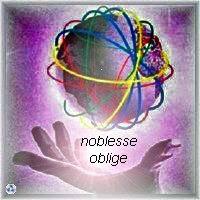 The Noblesse Oblige Award