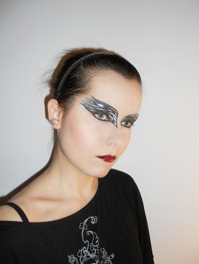 black swan makeup natalie portman. pictures natalie portman in