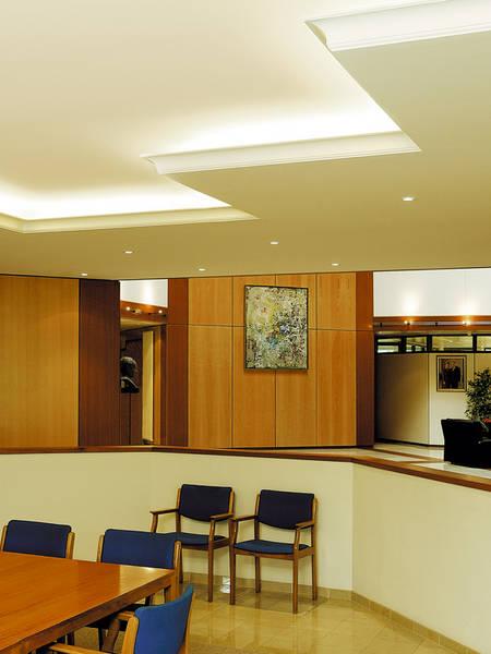 Drywall los mejores instaladores for Modelos de gibson para techos