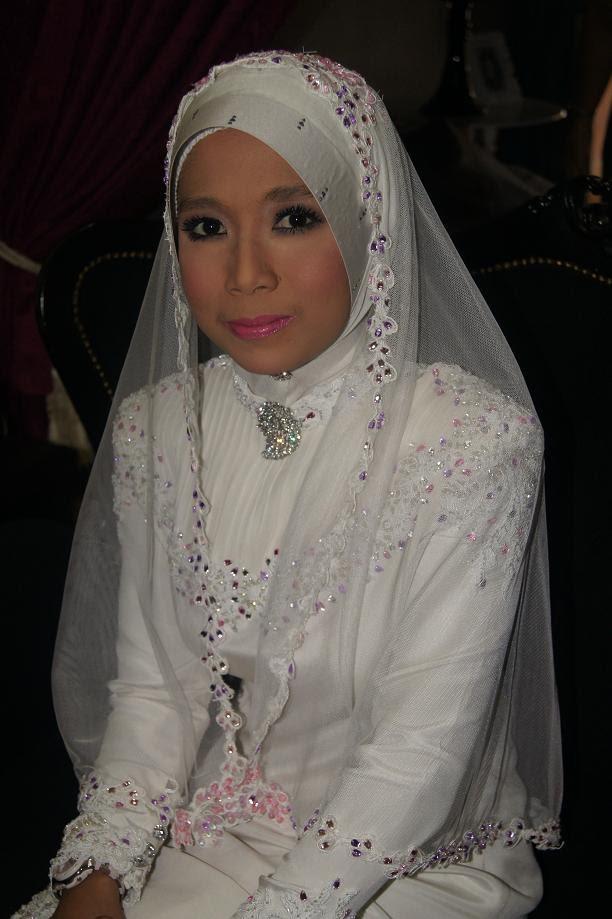 Alkazam DaCute Touch: Makeup for Ari Wedding Couture Clients