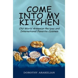 Everything about armenian for Armenian cuisine cookbook