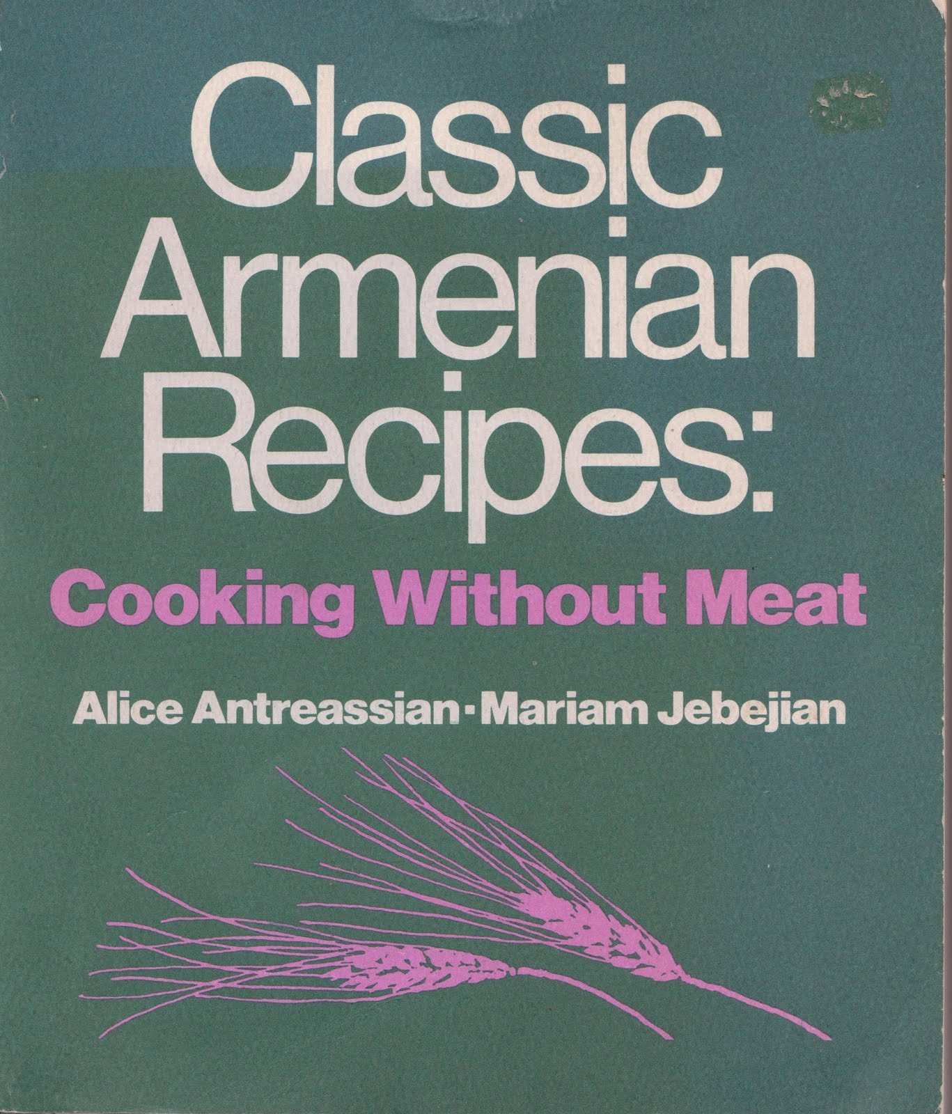 Classic armenian recipes for Armenian cuisine cookbook
