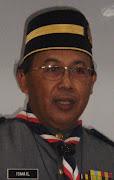 Ketua Pesuruhjaya Pengakap Kedah - Encik Ismail Ku Ishak