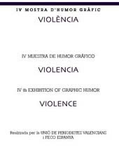 Catálogo IV Muestra de Humor Gráfico