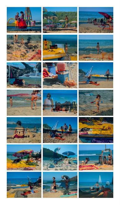 Spiaggia I Fotografie I 2007-2008