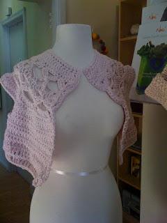 Crochet Patterns: Shrugs and Bolero's - Yahoo! Voices - voices
