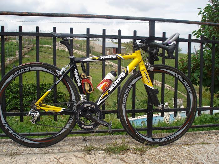 bici de crono