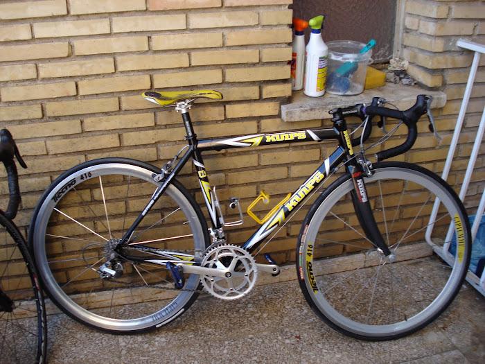la bici de castigo